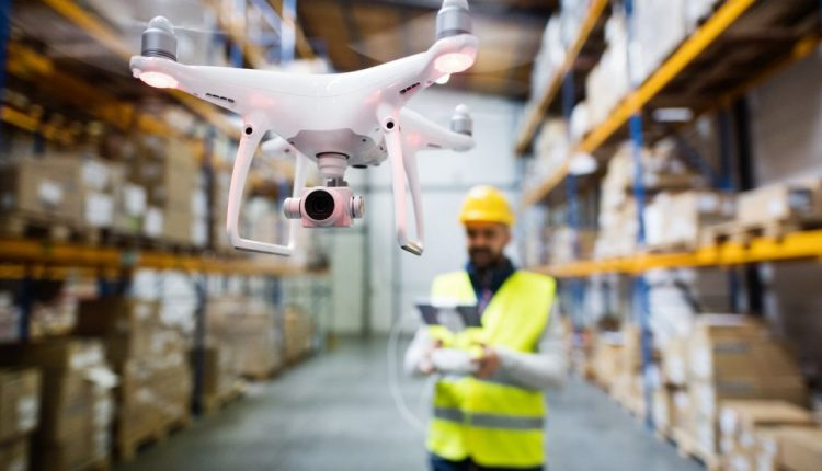 Walmart Explores Blockchain for Connecting Automated Delivery Drones | Crypto