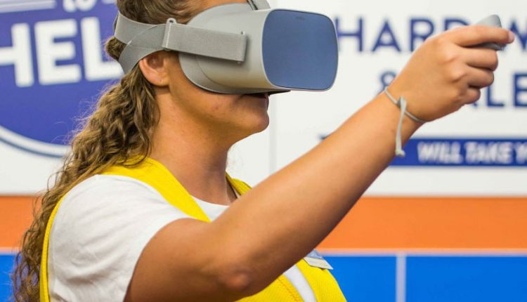 Walmart stocks its stores with VR training for its employees | Computing