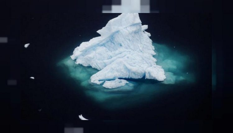 Watch: Massive chunk of ice breaks from Greenland glacier | Innovation