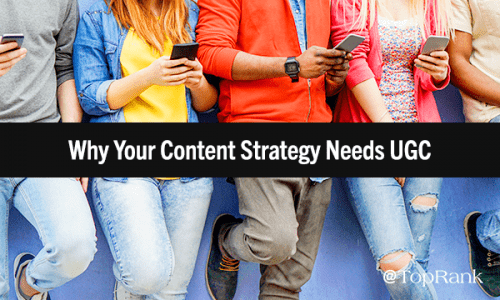 Why Content Marketers Everywhere Need to Get Down with User-Generated Content | Marketing