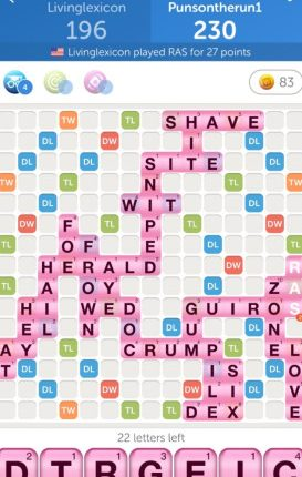 Words With Friends 2 gets customizable game board tiles | Industry