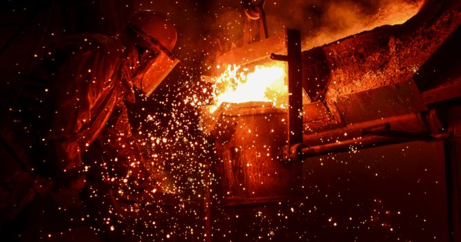 Steel Is A Huge Polluter. New Technologies Could Make it Green. | Feature Tech
