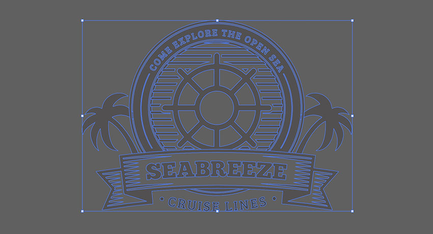 Seabreeze badge