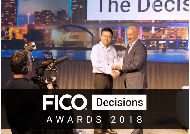 FICO Decisions Awards 2018 Now Open | Risk Management