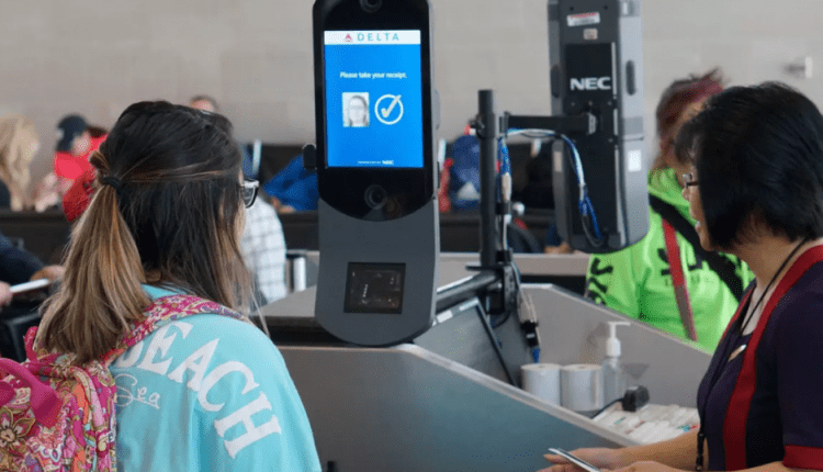You Can Now Navigate a US Airport Terminal Using Just Your Face as ID | Virtual Reality