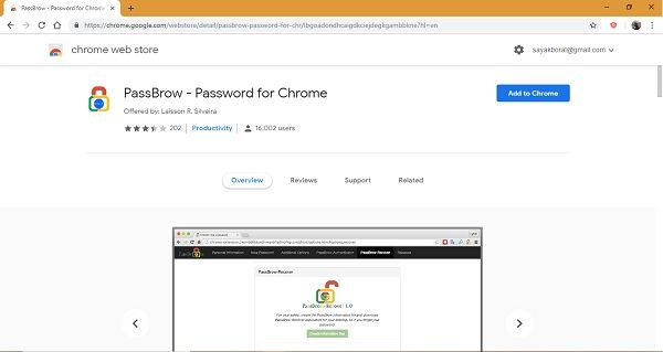 passbrow-password-for-chrome