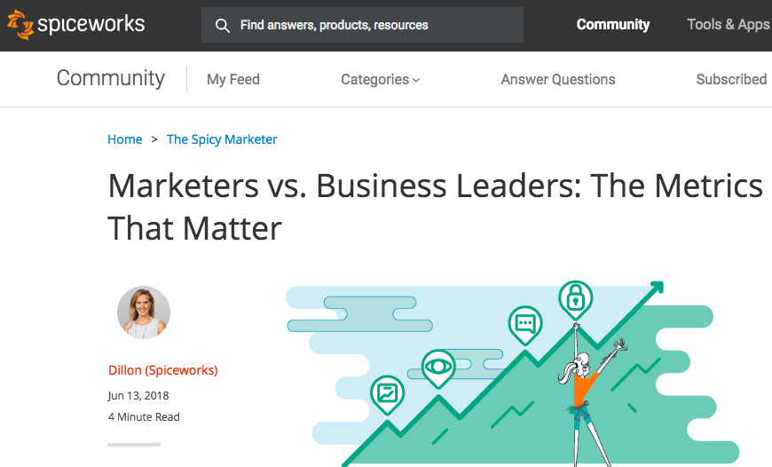 Marketers vs Business Leaders: The Metrics That Matter