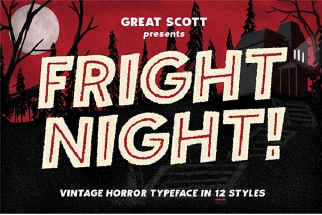 Halloween Gift Guide Fright Night