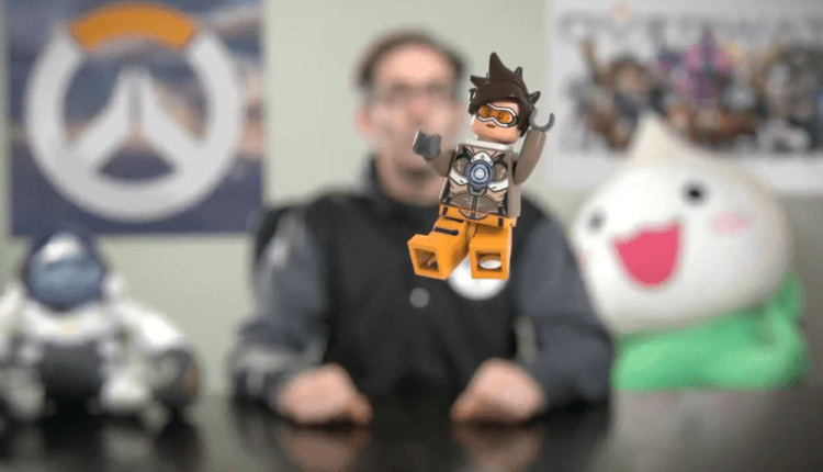 Blizzard Gives First Look at Overwatch Legos | Gaming News