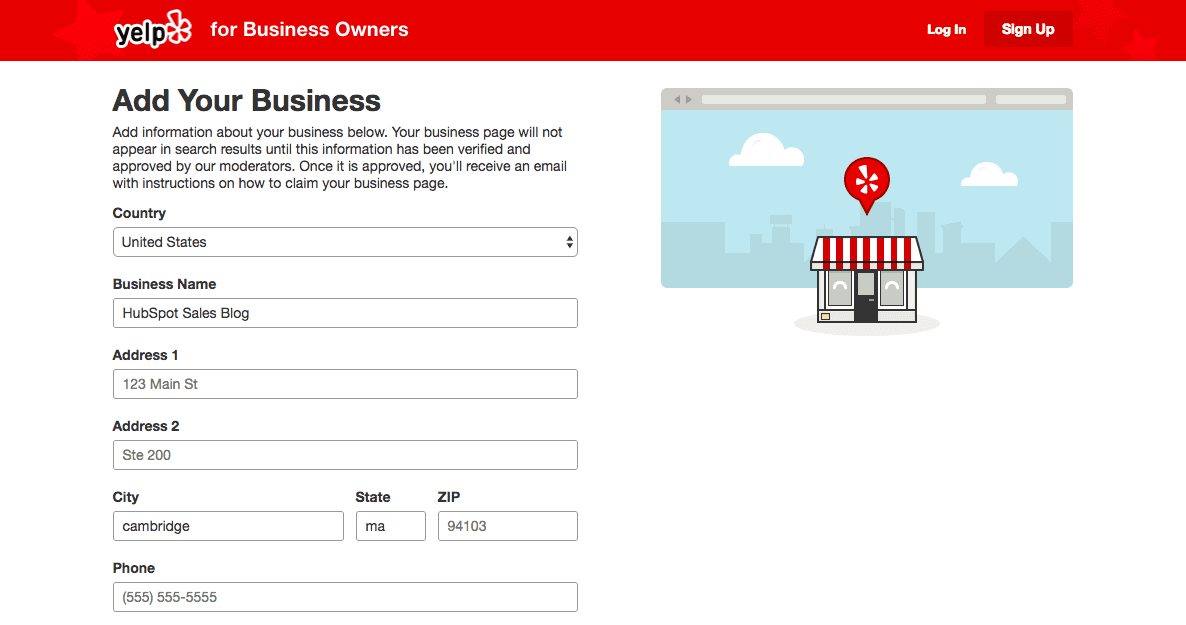yelp-business-profile