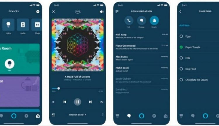 Amazon Alexa App Gains Redesigned Interface for Controlling Devices
