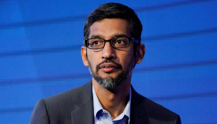 Sundar Pichai accused of meeting Pentagon officials over an AI drone system | Tech Industry
