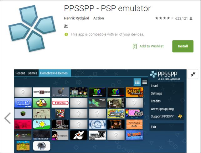How To Play PSP Games On Your Android Device