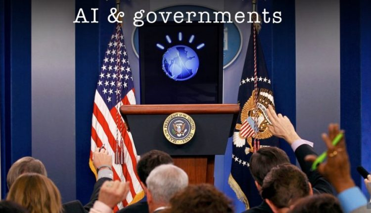 What Should Governments do about AI? | Artificial intelligence