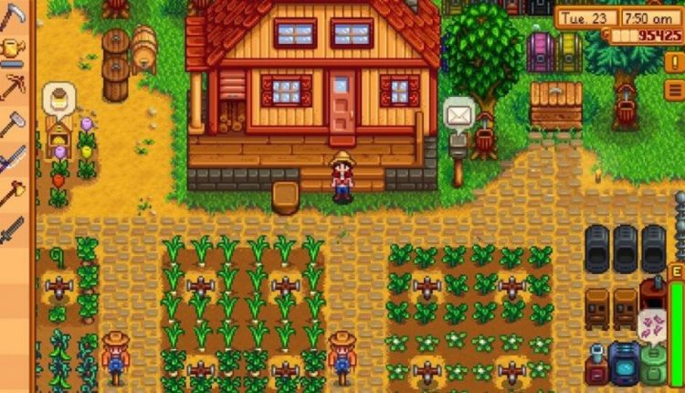 Stardew Valley Coming to iOS on October 24, Pre-Orders Available Now   Mac