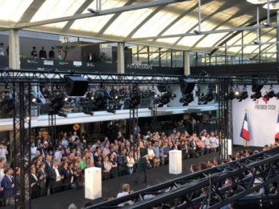 Emmanuel Macron meets with the French tech community | Industry