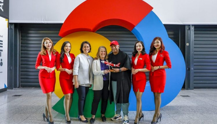 AirAsia collaborates with Google Cloud to become travel tech company | Digital Asia