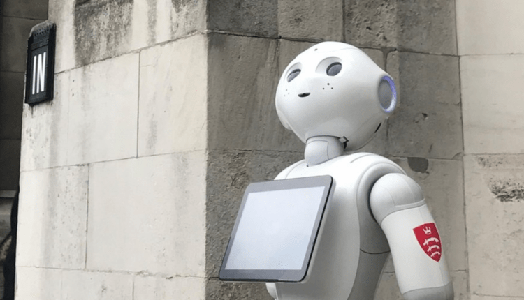 A Robot Is Scheduled to Testify in Front of the UK Parliament | Tech Top