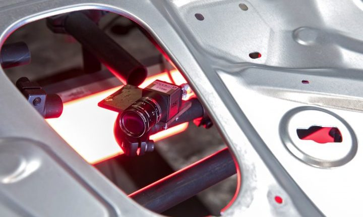 Audi uses machine learning software to look for defects in fresh parts of car bodies | Robotics