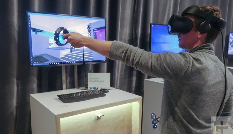 Microsoft patent highlights a potential VR text input system | Computing