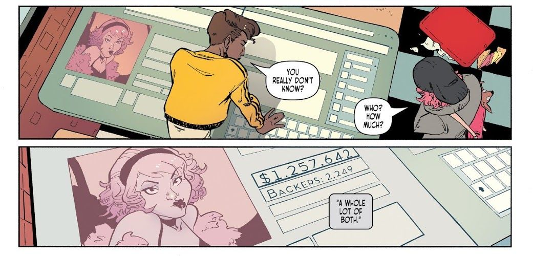 From Crowded #1, Image Comics (2018).