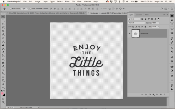 How to Use Photoshop Mockups: Five Simple Steps   3D Designing
