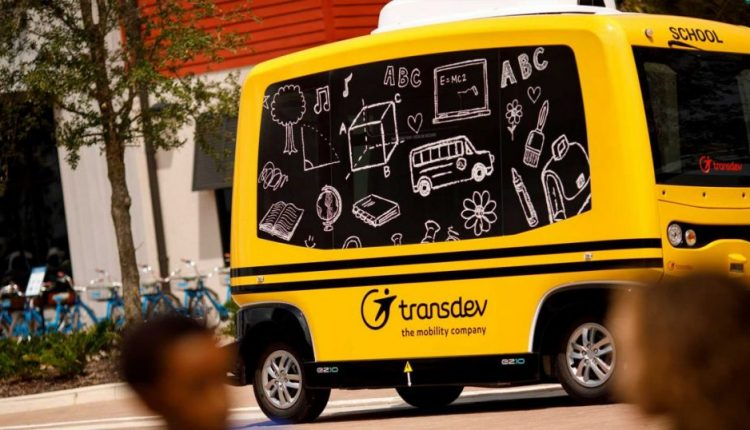 Federal Officials Put the Brakes on a Driverless School Bus | Tech Top