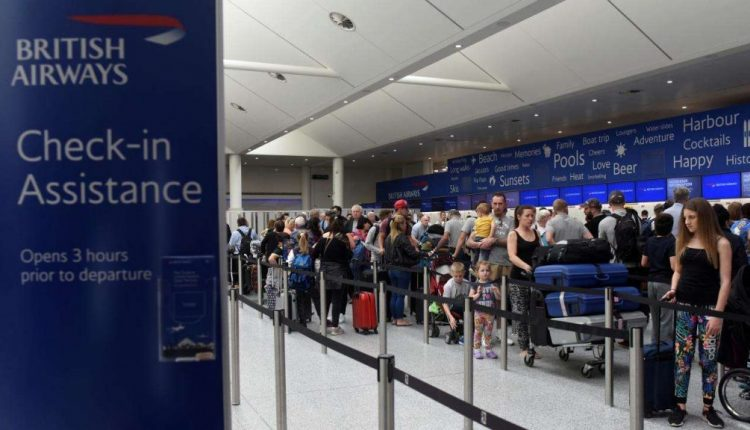 British Airways shows hackers to have stolen data of a total of 4,29,000 customers | Cyber Security