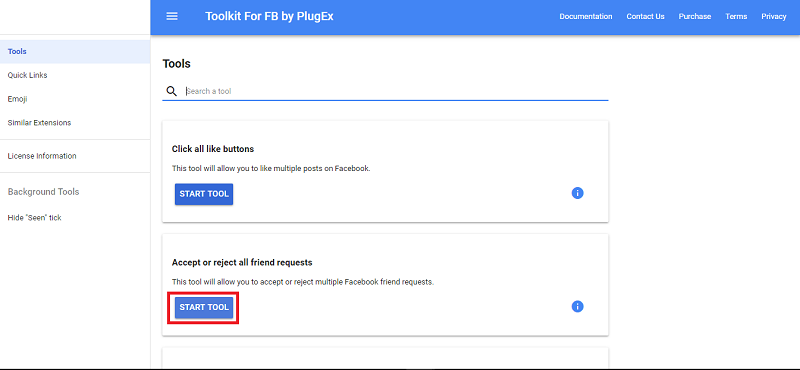 facebook-friend-requests-toolkit-plugex-page