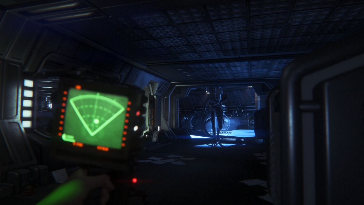 Gallery Photo: Alien: Isolation artwork and screenshots gallery