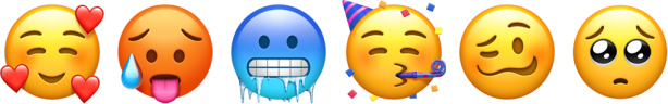 A Look at All of the New Emoji Coming in iOS 12.1 Mac