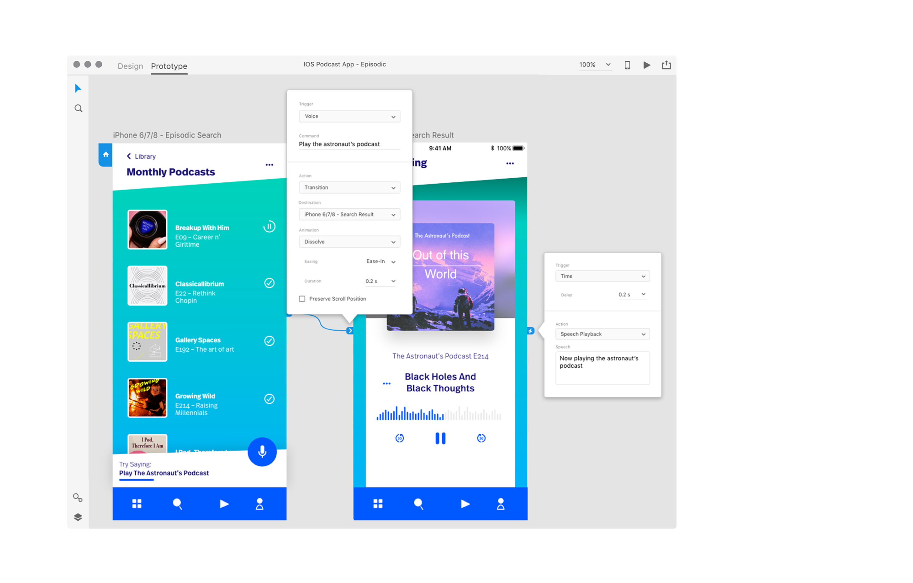 Adobe XD now lets you prototype voice apps Apps