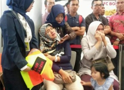 An Indonesian Lion Air flight crashed into the Java Sea | Digital Asia