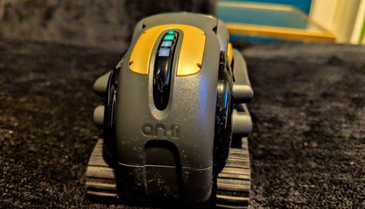 Anki Vector review: Big on heart, not on smarts | Industry