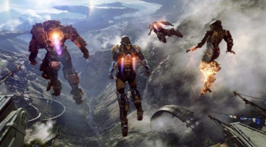 Anthem Raids Will Offer Matchmaking | Gaming News