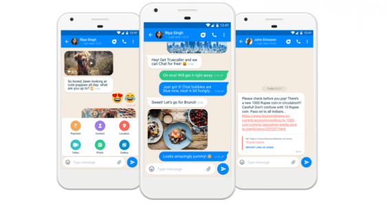 Anti-spam service Truecaller is now a messaging app too | Social Media