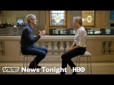 Apple CEO Tim Cook Discusses Privacy, China, Alex Jones and More in VICE Interview | Mac