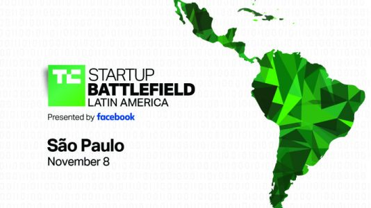 Apply for free tickets to Startup Battlefield Latin America 2018 | Startup