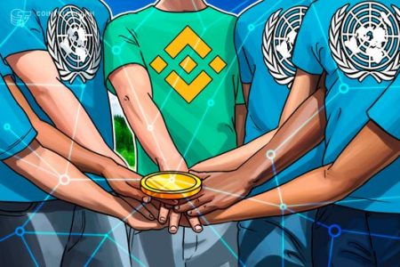 Binance Introduces Blockchain-Based Donation Website at UN Conference | Crypto