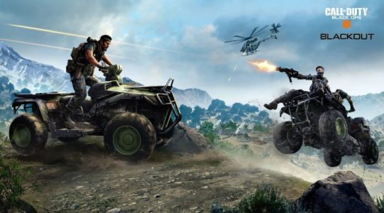 Black Ops 4 Blackout Battle Royale Map 1,500 Times Bigger Than Nuketown | Gaming News