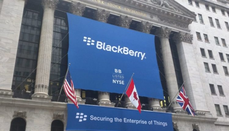 BlackBerry Unveils Blockchain Partnership to Support Medical Research | Crypto