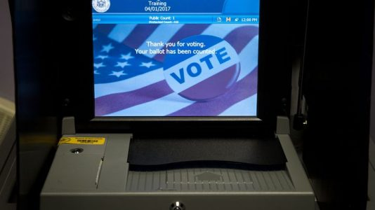 Campaign 2018: Voting machines are vulnerable to hacking | Cyber Security
