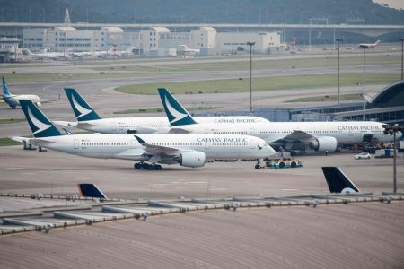 HONG KONG-CATHAY-COMPANY-RESULTS
