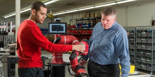 Cobot Maker Rethink Robotics Shuts Down