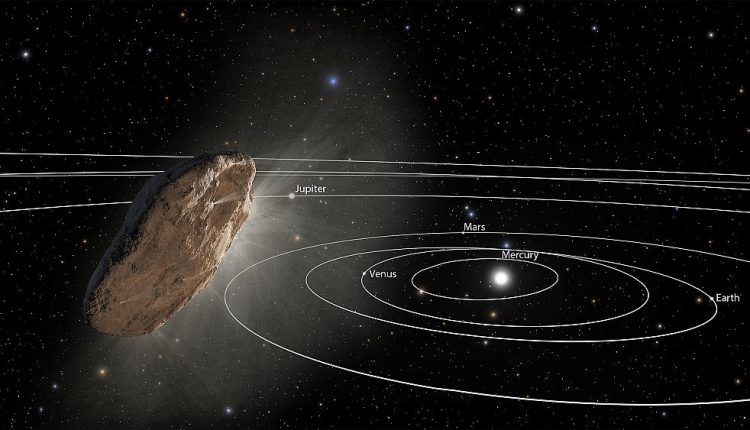 Comets and asteroids may be spreading life across the galaxy | Innovation