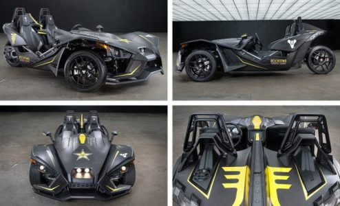 Destiny 2 Rockstar Energy Competition Offers a Car as Top Prize | Gaming News