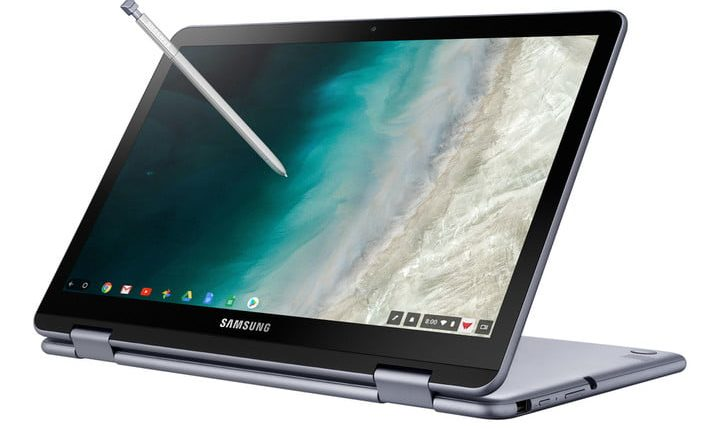 Enjoy the internet anywhere with LTE on the new Samsung Chromebook Plus v2 | Computing