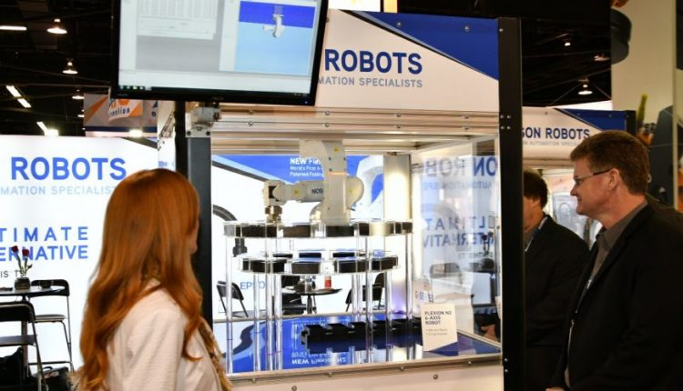 Epson Robots to Announce and Demo New Systems at Pack Expo | Robotics