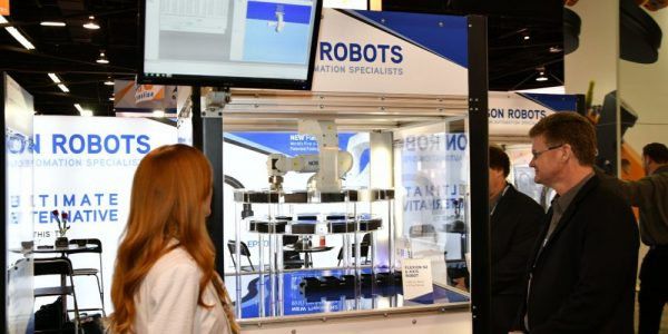 Epson Robots to Announce and Demo New Systems at Pack Expo