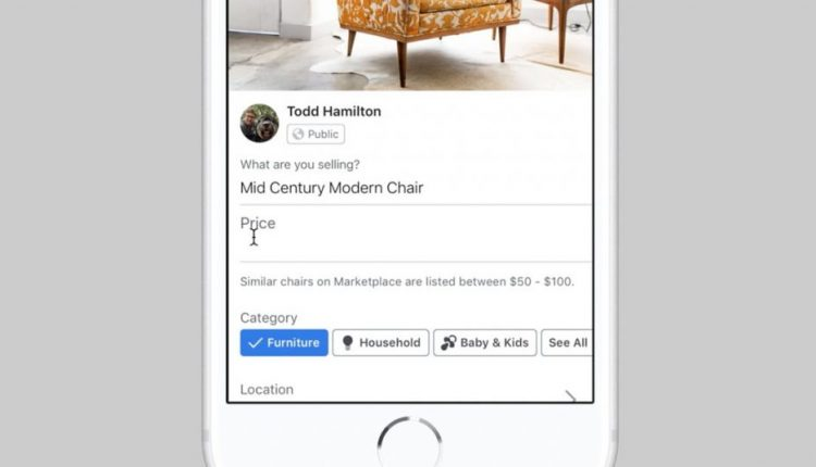 Facebook Marketplace gets smarter with new A.I.-powered tools | Social Media